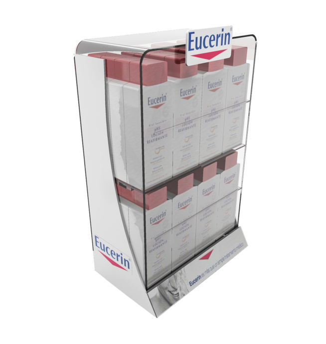 Counter Eucerin