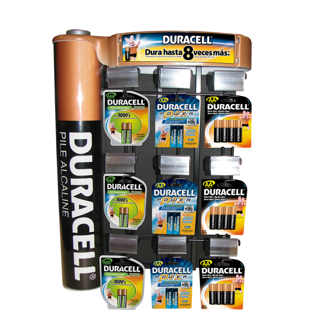 Arete Duracell HEB